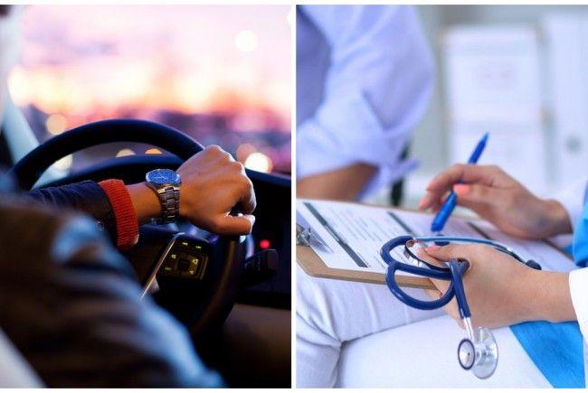 Fisa medicala permis auto